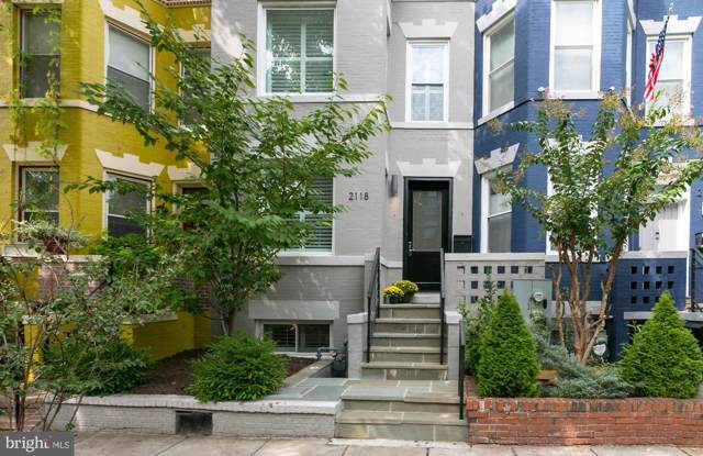 2118 Flagler Place NW, WASHINGTON, DC 20001 (#DCDC452446) :: Certificate Homes
