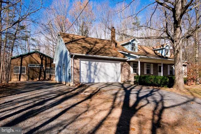 3680 Green Spring Road, WINCHESTER, VA 22603 (#VAFV154662) :: Peter Knapp Realty Group