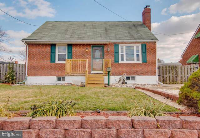 403 N Marlyn Avenue, BALTIMORE, MD 21221 (#MDBC480406) :: The Riffle Group of Keller Williams Select Realtors
