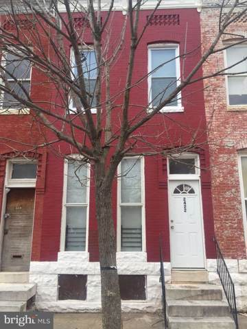 2422 Brentwood Avenue, BALTIMORE, MD 21218 (#MDBA494176) :: The Riffle Group of Keller Williams Select Realtors