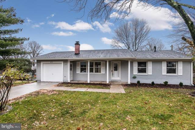 8515 Portsmouth Drive, LAUREL, MD 20708 (#MDPG553316) :: Advance Realty Bel Air, Inc
