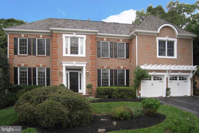 12020 Blackberry Terrace, NORTH POTOMAC, MD 20878 (#MDMC689510) :: Dart Homes