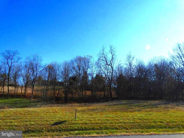Carrera Drive Lot#15, CHAMBERSBURG, PA 17202 (#PAFL170108) :: The Joy Daniels Real Estate Group