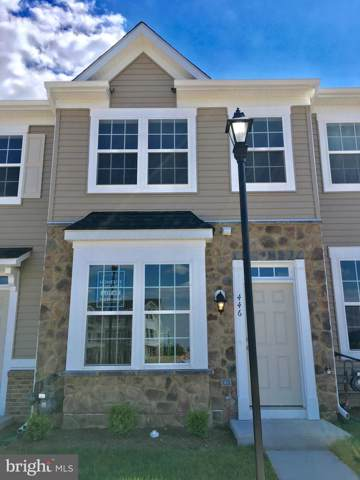 446 Pemberton Park Lane, FREDERICK, MD 21702 (#MDFR257472) :: Advance Realty Bel Air, Inc
