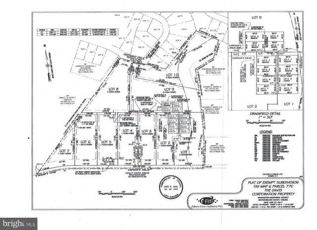 7 LOTS Holly Vista Drive, COLONIAL BEACH, VA 22443 (#VAWE115546) :: Keller Williams Pat Hiban Real Estate Group