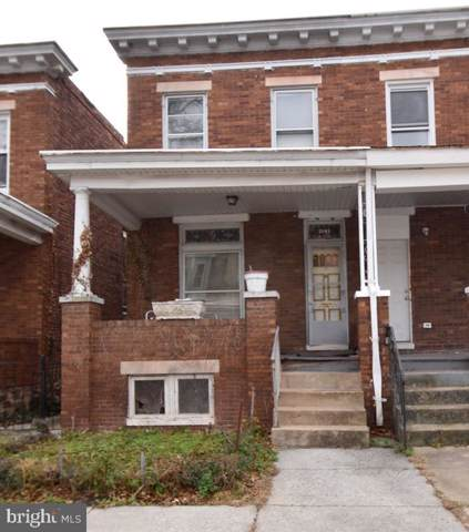 3141 Baker Street, BALTIMORE, MD 21216 (#MDBA494206) :: Pearson Smith Realty