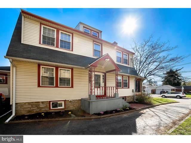 107 E Plumstead Avenue, LANSDOWNE, PA 19050 (#PADE505786) :: REMAX Horizons
