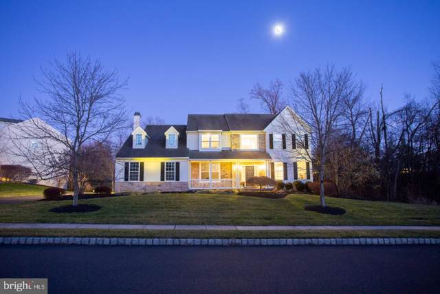 1403 Woodrose Manor Drive, WARRINGTON, PA 18976 (#PABU485804) :: LoCoMusings