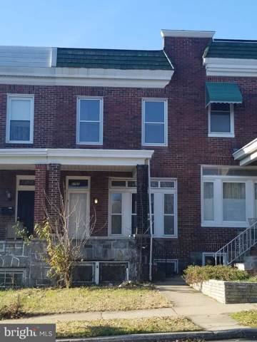 2765 Chesterfield Avenue, BALTIMORE, MD 21213 (#MDBA494234) :: Seleme Homes