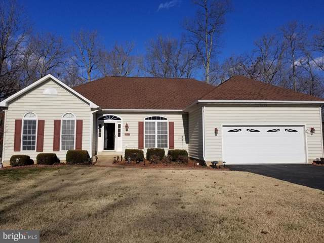 3213 Cavalry Ridge Court, FREDERICKSBURG, VA 22408 (#VASP218192) :: AJ Team Realty