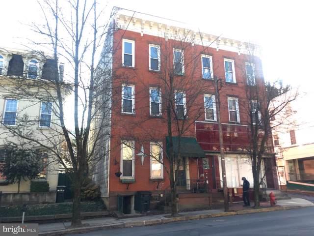619 W Market Street, POTTSVILLE, PA 17901 (#PASK128966) :: Flinchbaugh & Associates