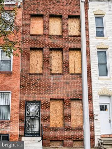 1419 N Central Avenue, BALTIMORE, MD 21202 (#MDBA494252) :: Dart Homes