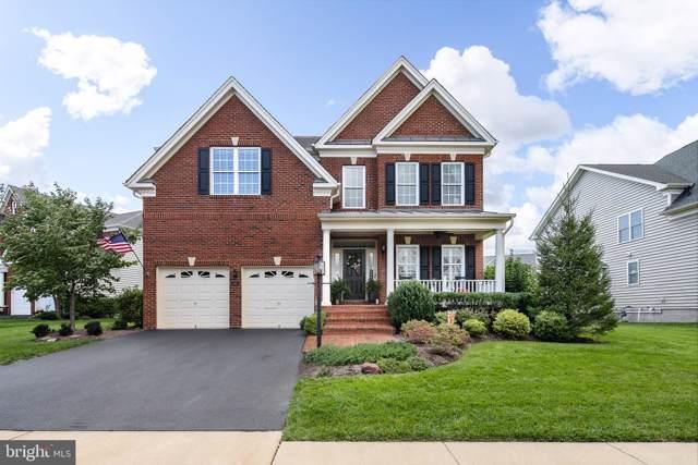 4661 Glass Mountain Way, HAYMARKET, VA 20169 (#VAPW484086) :: Colgan Real Estate