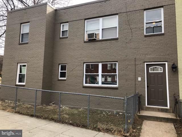 1277 16TH Street NE, WASHINGTON, DC 20002 (#DCDC452540) :: Arlington Realty, Inc.