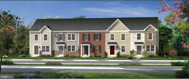 0 Darien Drive Madison Ii Plan, BUNKER HILL, WV 25413 (#WVBE173364) :: Viva the Life Properties