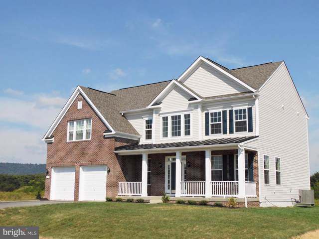 0 Quaking Aspen Way Oakdale 2 Plan, CHARLES TOWN, WV 25414 (#WVJF137350) :: Network Realty Group