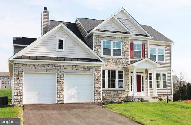0 Quaking Aspen Way Dartmouth 2 Pla, CHARLES TOWN, WV 25414 (#WVJF137352) :: Network Realty Group