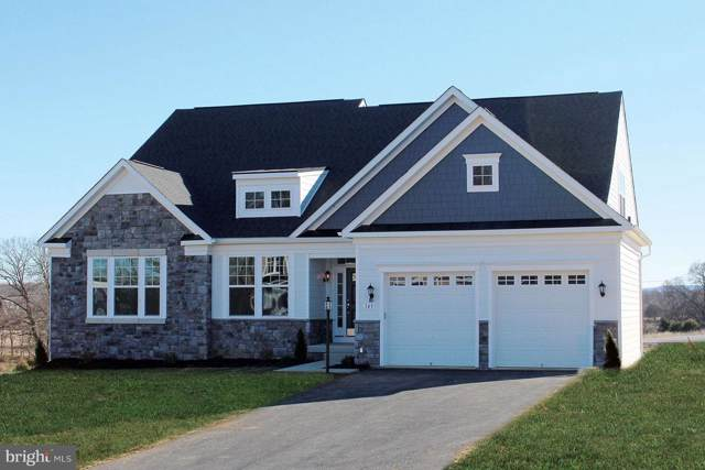 0 Quaking Aspen Way Birch Ii Plan, CHARLES TOWN, WV 25414 (#WVJF137354) :: Network Realty Group