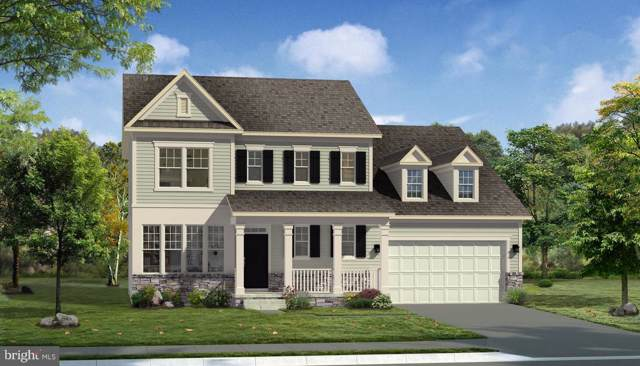 0 Saxton Drive Colton Ii, FREDERICK, MD 21702 (#MDFR257518) :: The Vashist Group