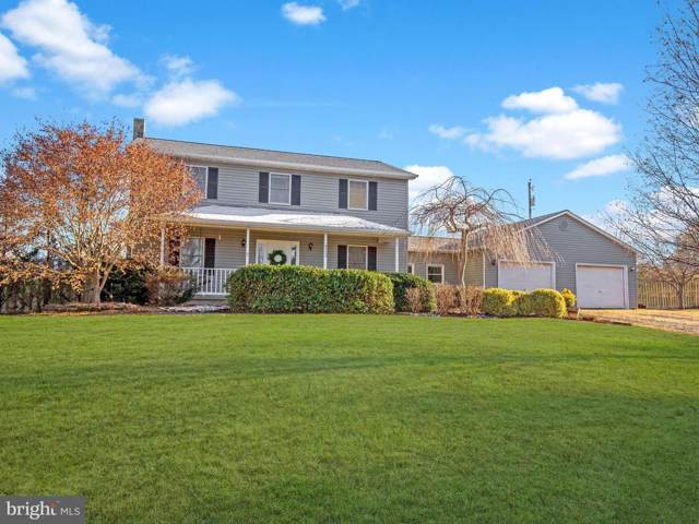 9121 Green Road, WARRENTON, VA 20187 (#VAFQ163330) :: The Licata Group/Keller Williams Realty