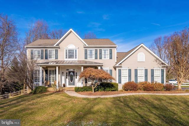 1201 Leafy Hollow Circle, MOUNT AIRY, MD 21771 (#MDFR257530) :: Coleman & Associates