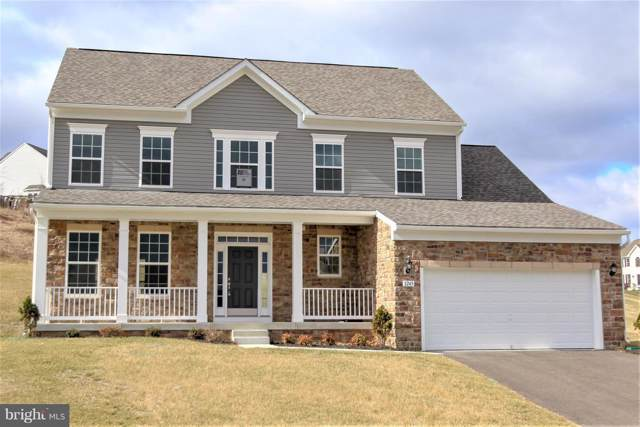 0 Dumbarton Drive Nottingham Plan, HAGERSTOWN, MD 21740 (#MDWA169546) :: The MD Home Team