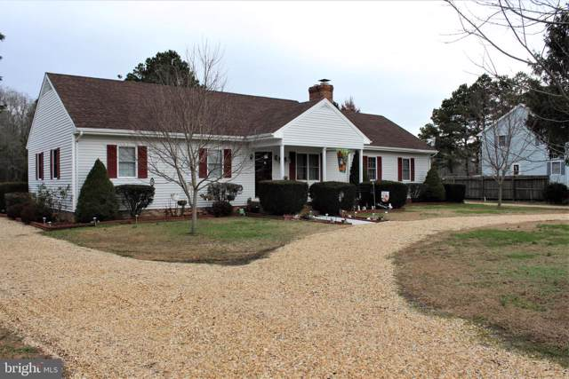 7368 Dividing Creek Road, POCOMOKE, MD 21851 (#MDSO102970) :: The Licata Group/Keller Williams Realty