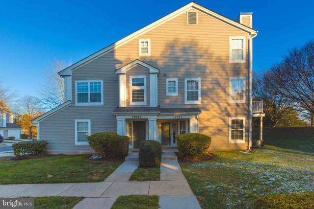 19922 Gateshead Circle #21, GERMANTOWN, MD 20876 (#MDMC689604) :: Certificate Homes