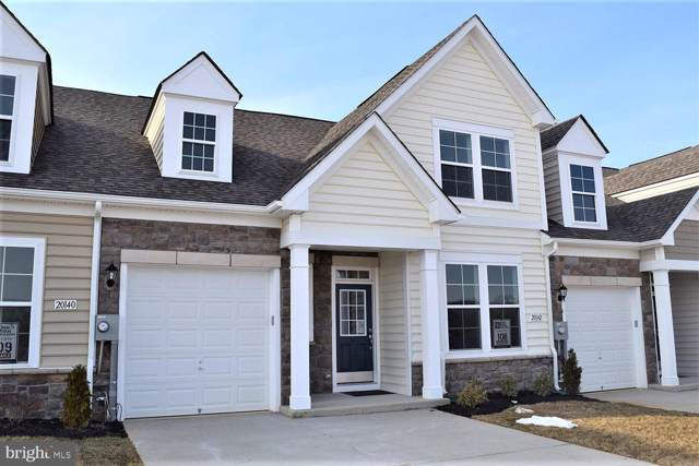 0 Huntington Court Sharpsburg Plan, HAGERSTOWN, MD 21742 (#MDWA169558) :: Radiant Home Group