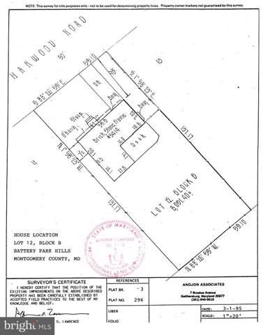 5414 Harwood Road, BETHESDA, MD 20814 (#MDMC689608) :: Shamrock Realty Group, Inc