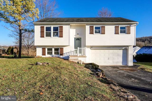 1095 Holly Lane, DENVER, PA 17517 (#PALA144724) :: Viva the Life Properties