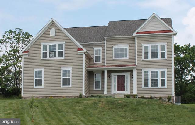 0 Strathmore Way Oakdale Plan, MARTINSBURG, WV 25402 (#WVBE173460) :: The Bob & Ronna Group