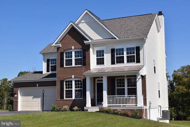 0 Strathmore Way Newbury Plan, MARTINSBURG, WV 25402 (#WVBE173462) :: The Licata Group/Keller Williams Realty