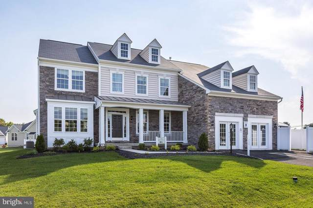 0 Holland Drive Rosecliff 2 Pla, MARTINSBURG, WV 25403 (#WVBE173466) :: Viva the Life Properties