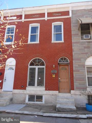 233 N Lakewood Avenue, BALTIMORE, MD 21224 (#MDBA494314) :: Radiant Home Group