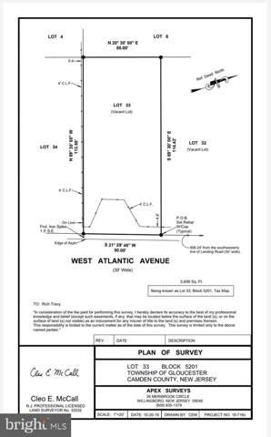1225 E Atlantic Avenue, BLACKWOOD, NJ 08012 (#NJCD382936) :: Viva the Life Properties