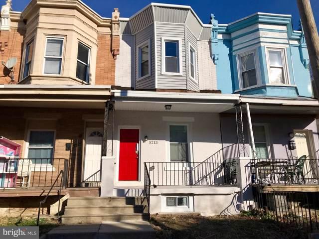 5213 Rodman Street, PHILADELPHIA, PA 19143 (#PAPH856982) :: REMAX Horizons