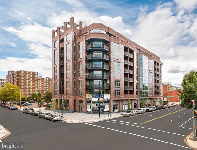 810 O Street NW #208, WASHINGTON, DC 20001 (#DCDC452596) :: Mortensen Team