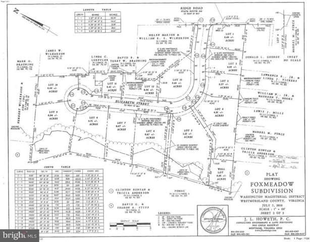 1 Elizabeth Street, COLONIAL BEACH, VA 22443 (#VAWE115552) :: RE/MAX Cornerstone Realty