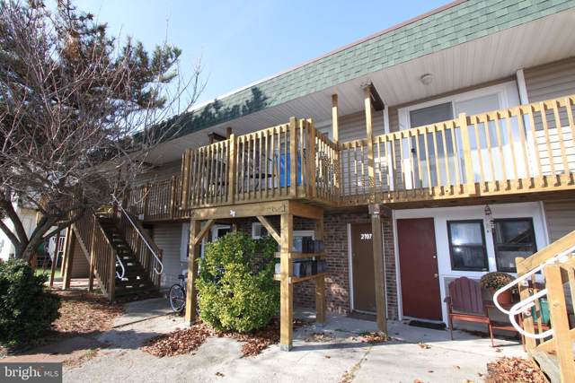 2707 Judlee Avenue #103, OCEAN CITY, MD 21842 (#MDWO110880) :: Atlantic Shores Realty