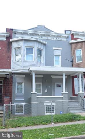 3610 Cottage Avenue, BALTIMORE, MD 21215 (#MDBA494344) :: ExecuHome Realty
