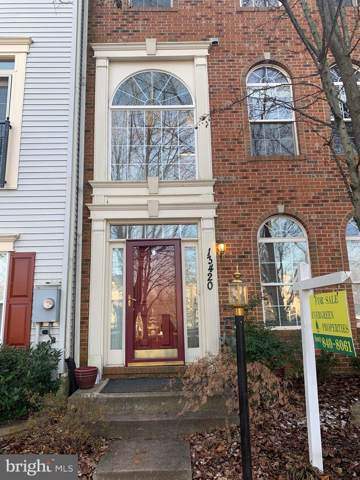 13420 Fountain Club Drive, GERMANTOWN, MD 20874 (#MDMC689674) :: Certificate Homes