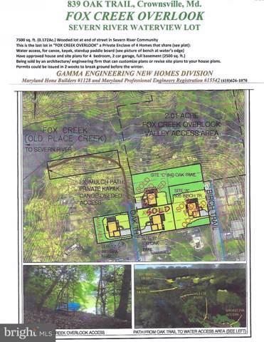 839 Oak Trail, CROWNSVILLE, MD 21032 (#MDAA420678) :: Revol Real Estate