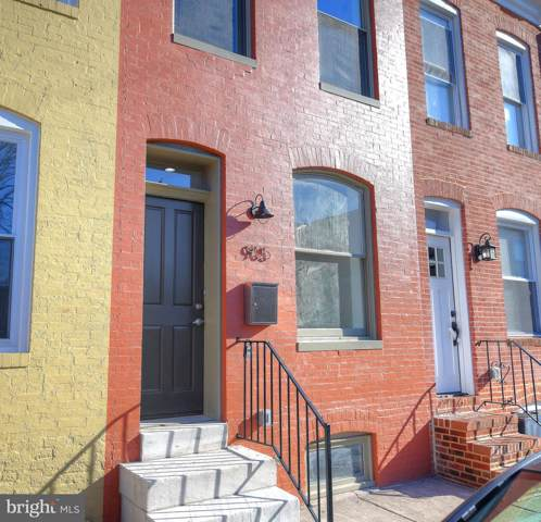 905 N Bradford Street, BALTIMORE, MD 21205 (#MDBA494384) :: The Miller Team