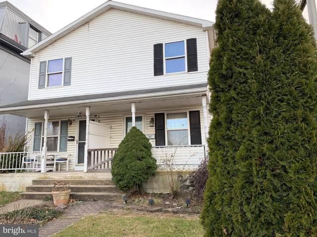 114 N Mill Street, BIRDSBORO, PA 19508 (#PABK351752) :: Viva the Life Properties