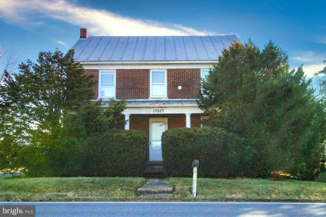 17927 Garden View Road, HAGERSTOWN, MD 21740 (#MDWA169580) :: The Gus Anthony Team