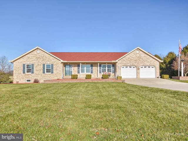1944 John Shirk Road, TANEYTOWN, MD 21787 (#MDCR193526) :: Erik Hoferer & Associates