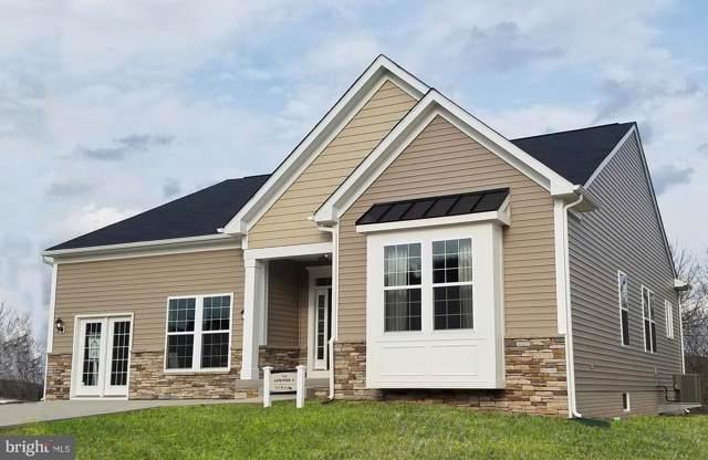 0 Papermill Road Juniper Ii Plan, WINCHESTER, VA 22602 (#VAFV154712) :: Viva the Life Properties