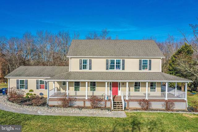 1734 Eden Mill Road, PYLESVILLE, MD 21132 (#MDHR241786) :: The Sky Group