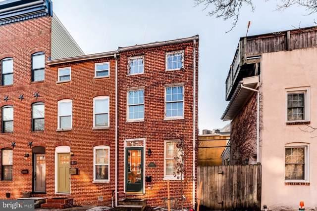 1100 Battery Avenue, BALTIMORE, MD 21230 (#MDBA494402) :: Dart Homes